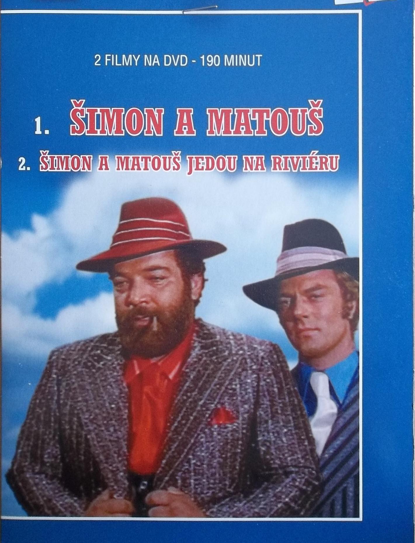 2filmy Šimon a Matouš/Šimon a Matouš jedou na riviéru