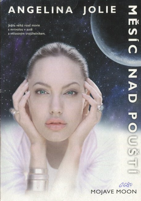 Měsíc nad pouští - DVD
