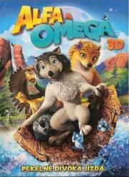 Alfa a Omega ( plast ) DVD