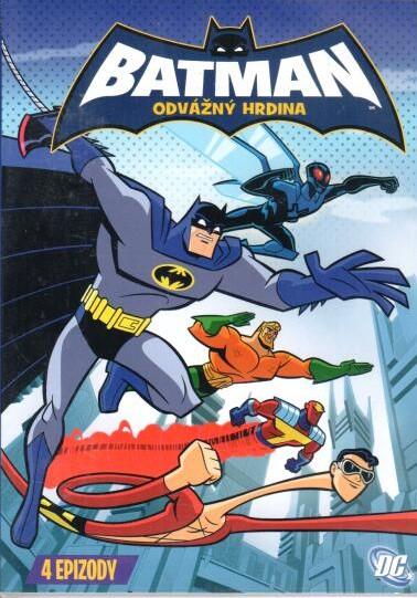 Batman: Odvážný hrdina - DVD