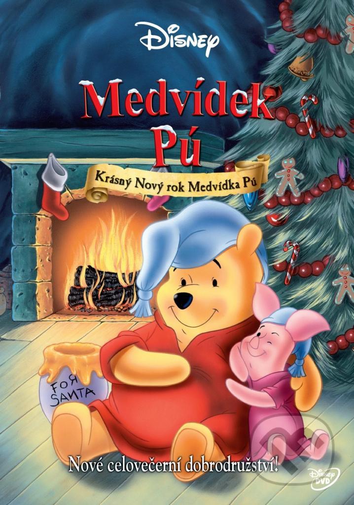 Medvídek Pú - Krásný Nový rok Medvídka Pú-DVD