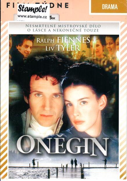 Oněgin ( papírový obal ) - DVD