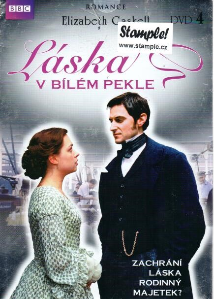 Láska v bílém pekle 4 - DVD