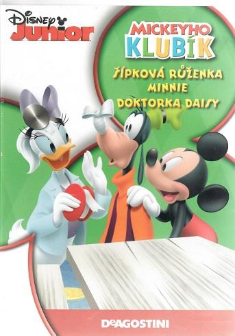 Mickeyho klubík: Šípková Růženka Minnie/ Doktorka Daisy - DVD