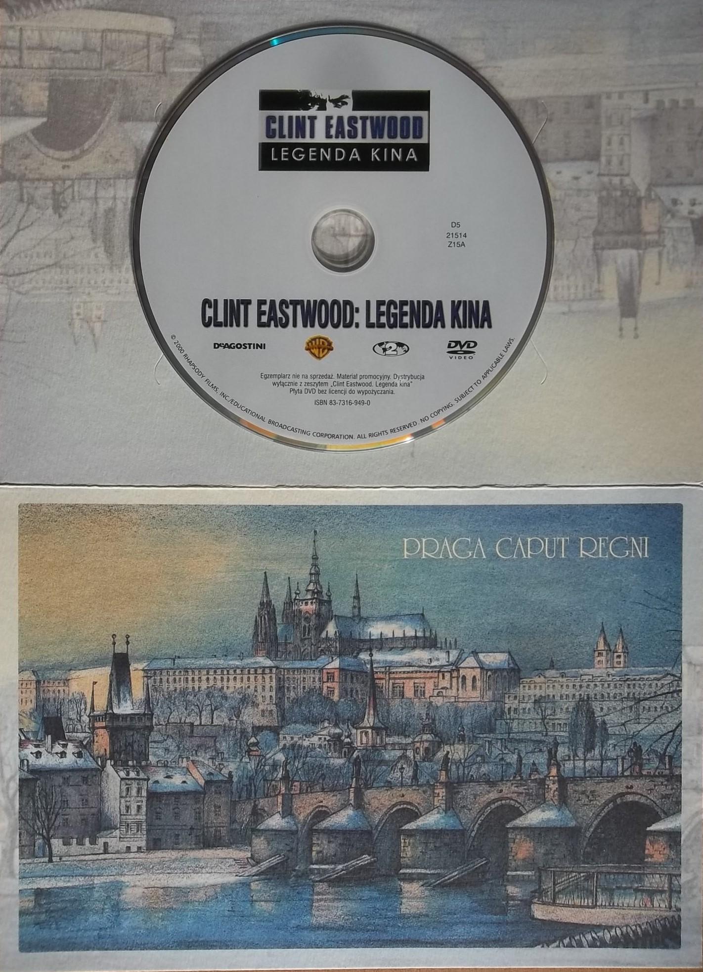 Clint Eastwood: Legenda kina (dárková obálka) - DVD