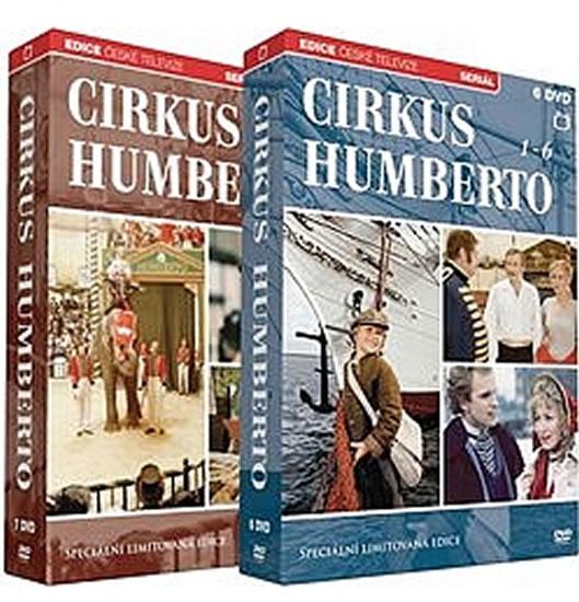 Cirkus Humberto - 13 DVD