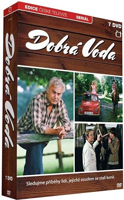 Dobrá Voda 7 DVD - BOX