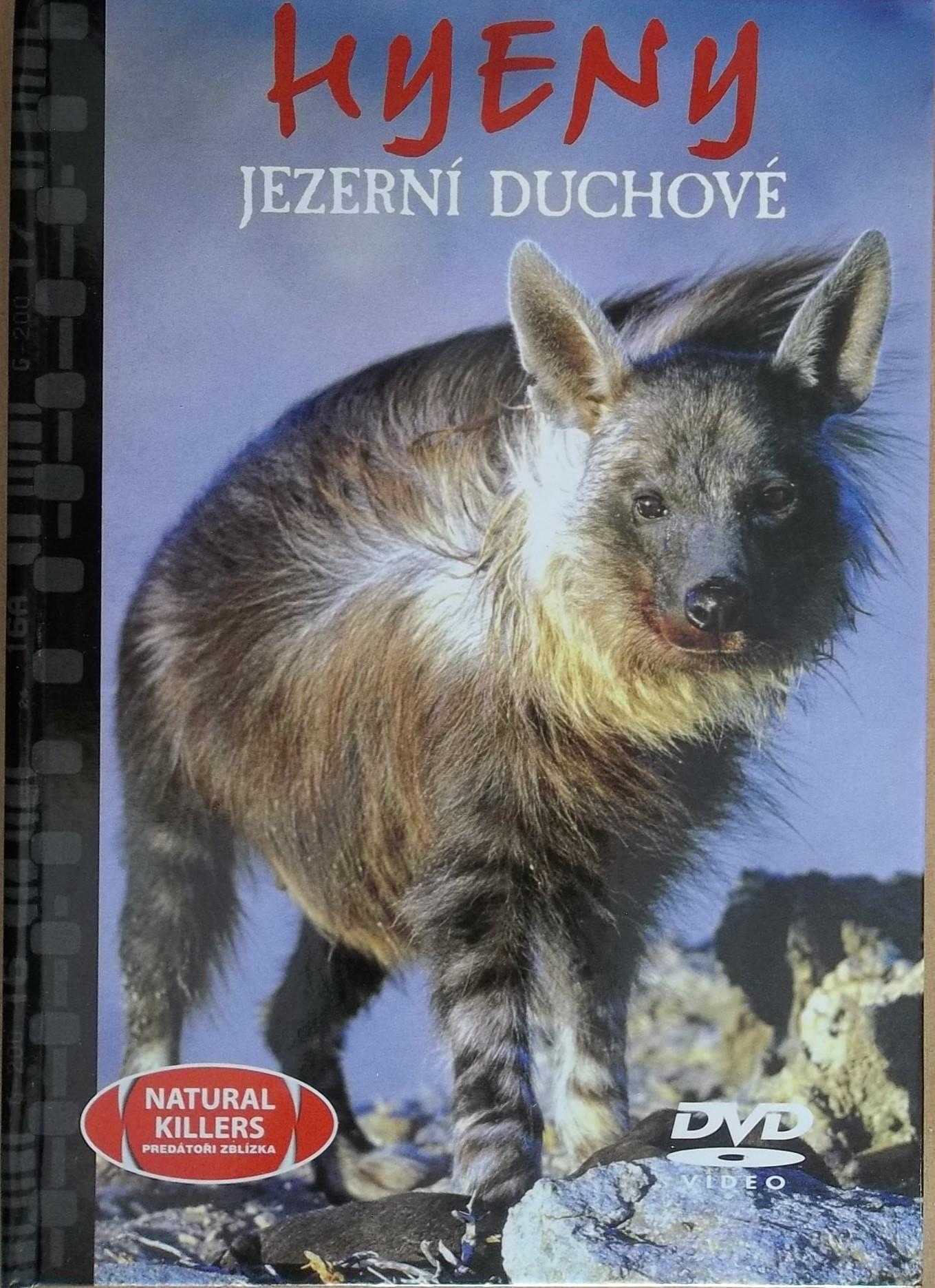 Hyeny - jezerní duchové - DVD