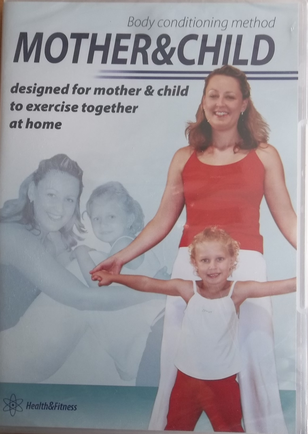 Body conditioning method Mother & Child - DVD