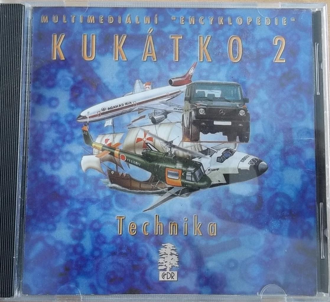 Multimediální encyklopedie Kukátko 2 - CD