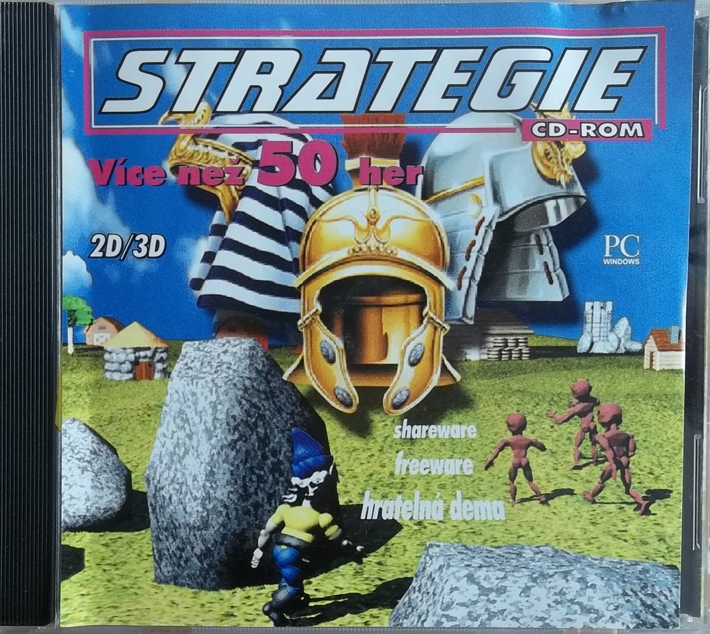 CD-ROM Strategie