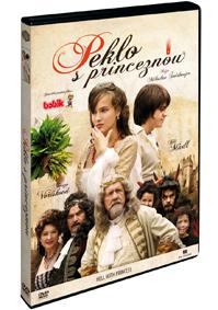 Peklo s princeznou - DVD plast