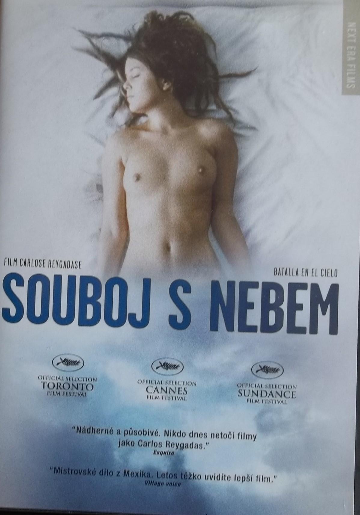 Souboj s nebem ( slim ) DVD