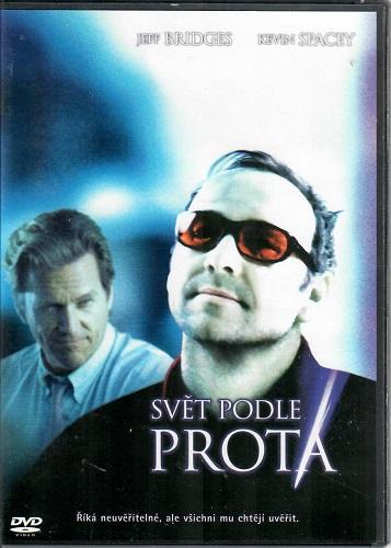 Svět podle Prota ( plast ) - DVD