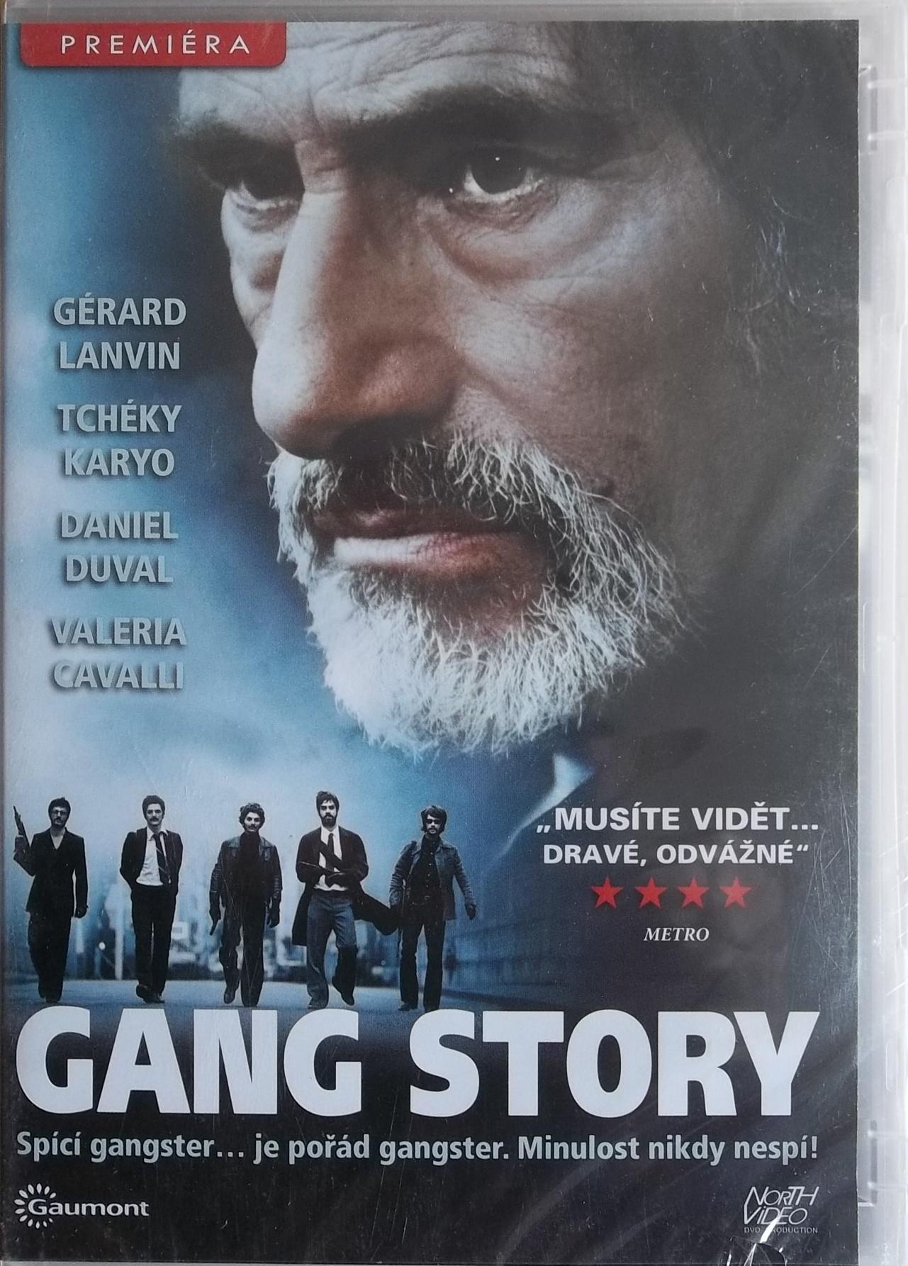 Gang story ( slim ) DVD