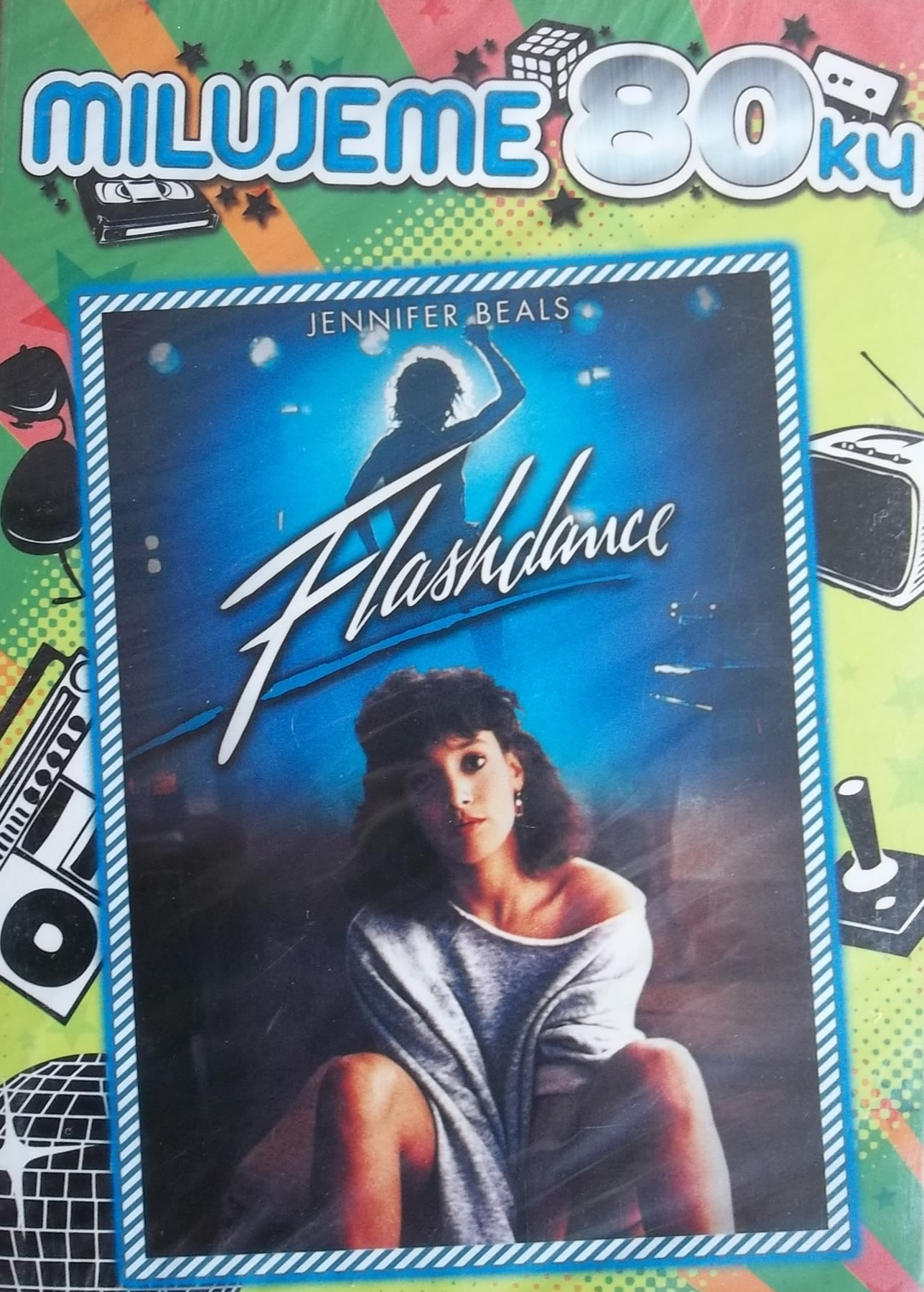 Flashdance ( plast ) DVD