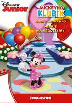 Mickeyho klubík: Goofy na Marsu/ Minnie má narozeniny - DVD
