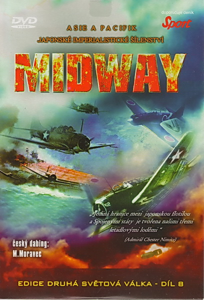 Midway - digipack - DVD