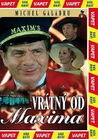 Vrátný od Maxima ( pošetka ) - DVD