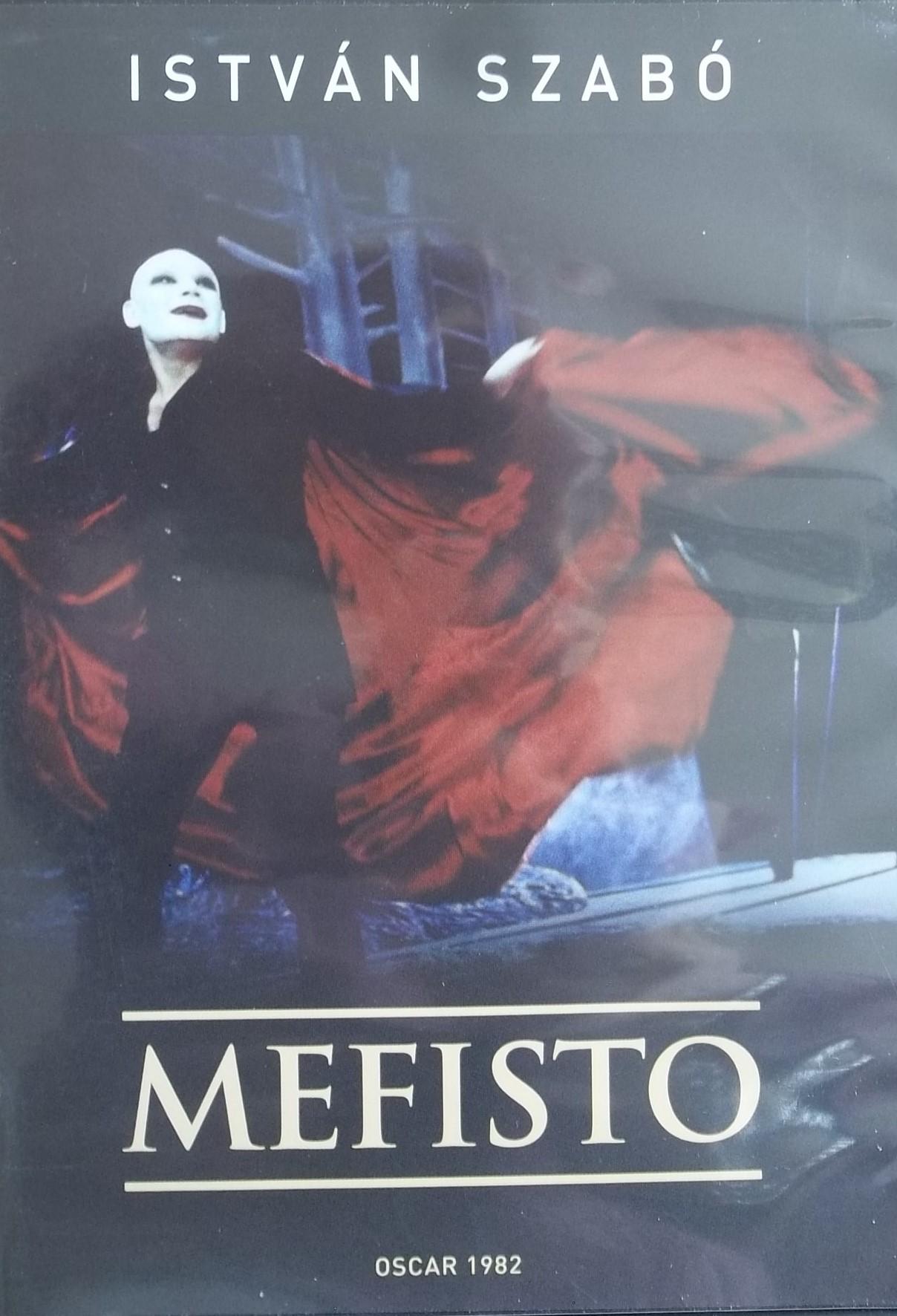Mefisto ( originální znění s CZ titulky ) - plast DVD