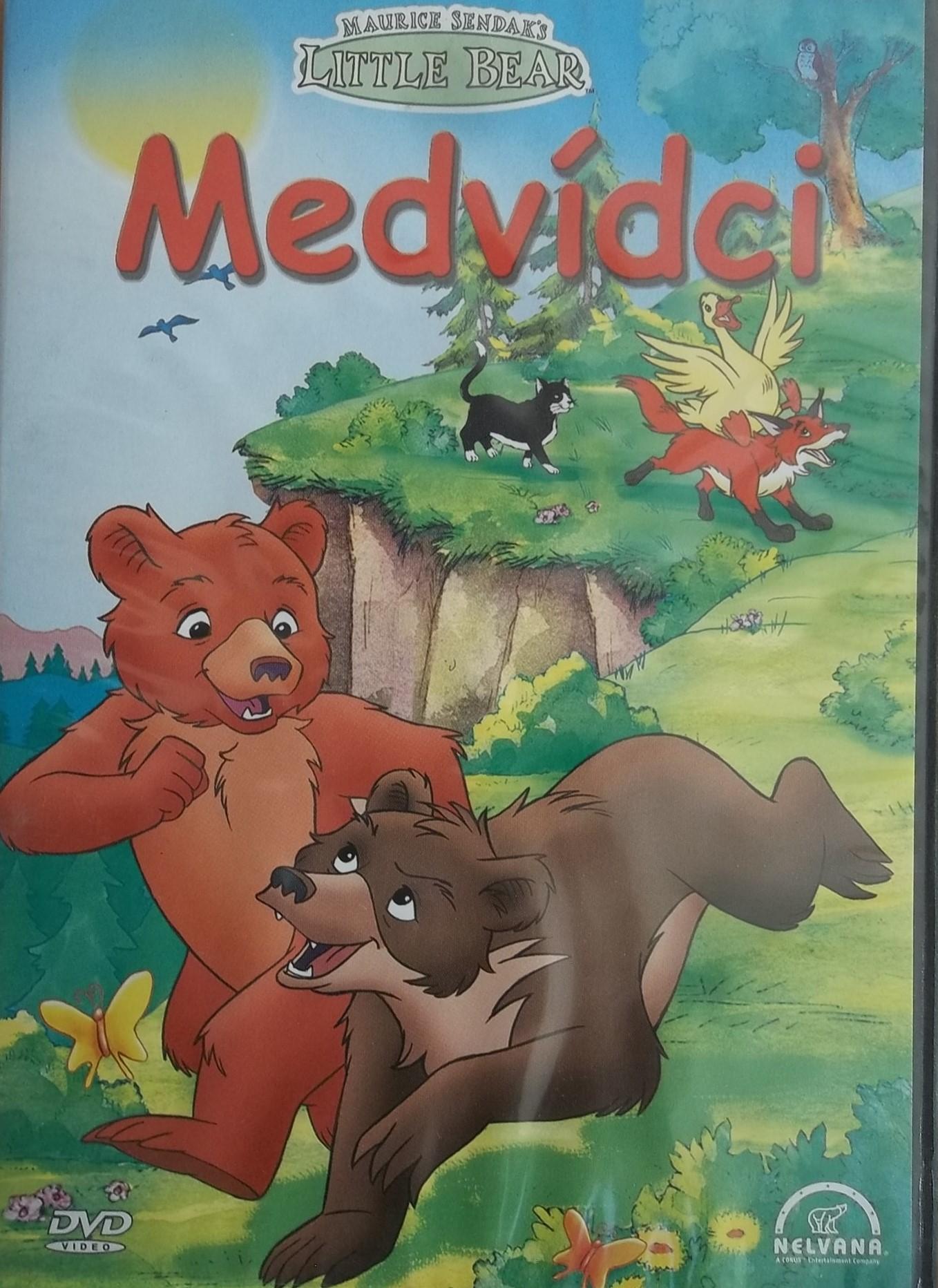 Medvídci - DVD