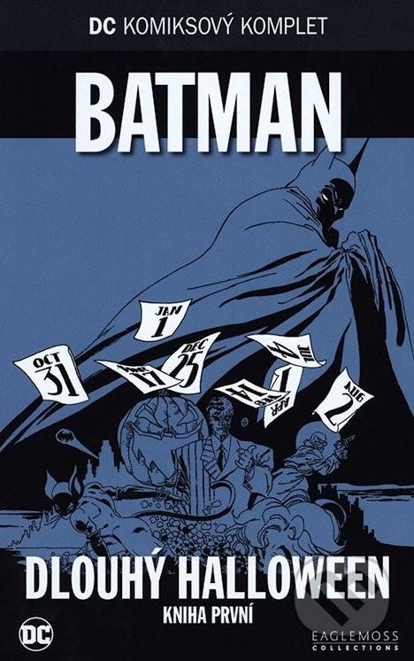 DC komiksový komplet Batman - Dlouhý halloween (kniha rvní)