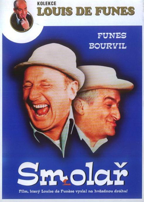 Smolař ( Slim/ plast ) - DVD