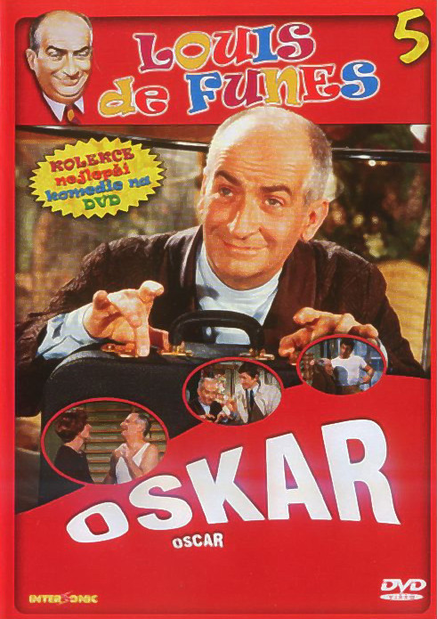 Oskar (slim) - DVD