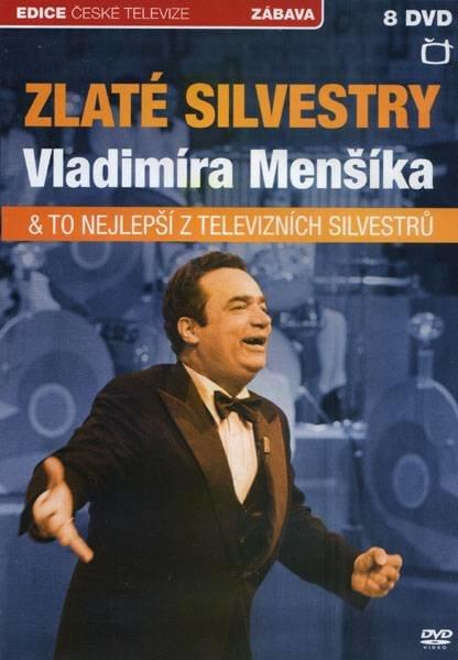 Zlaté silvestry Vladimíra Menšíka - DVD