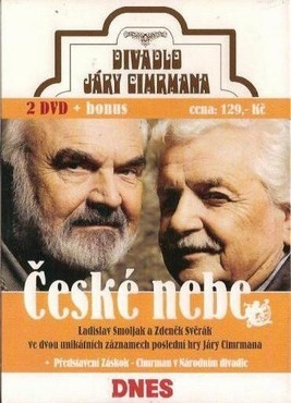 České Nebe - DVD/digipack/