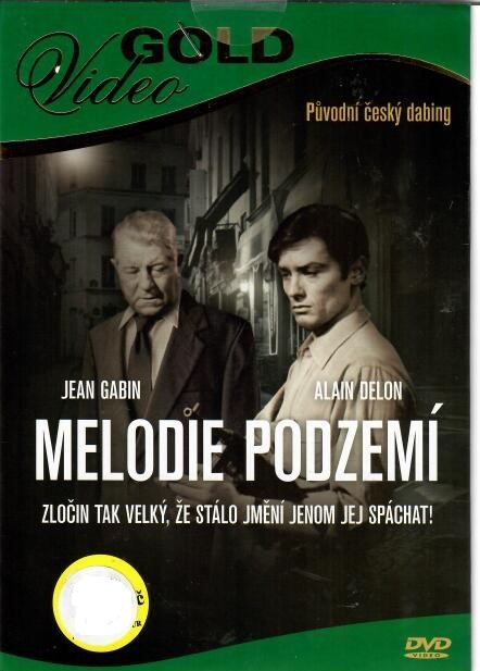 Melodie podzemí ( papírový obal ) - DVD
