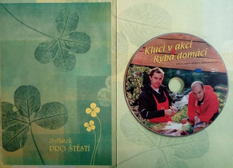 Kluci v akci & Ryba domácí - DVD (dárková obálka)