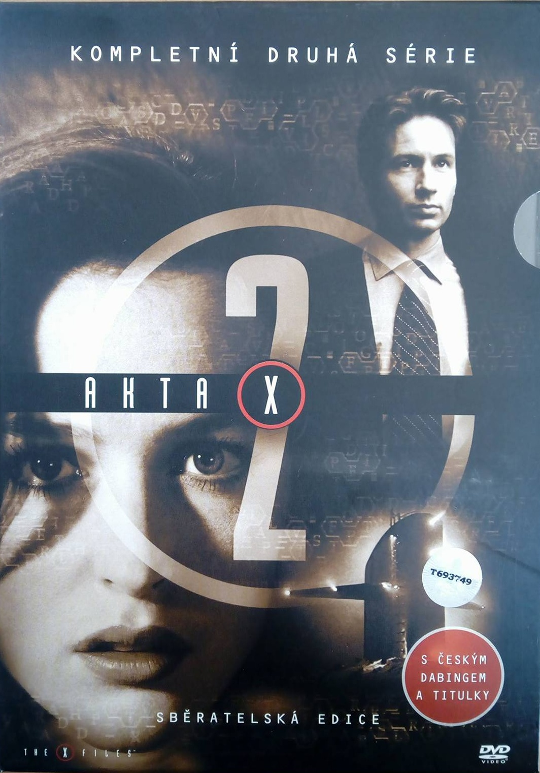 Akta X 2. série - DVD