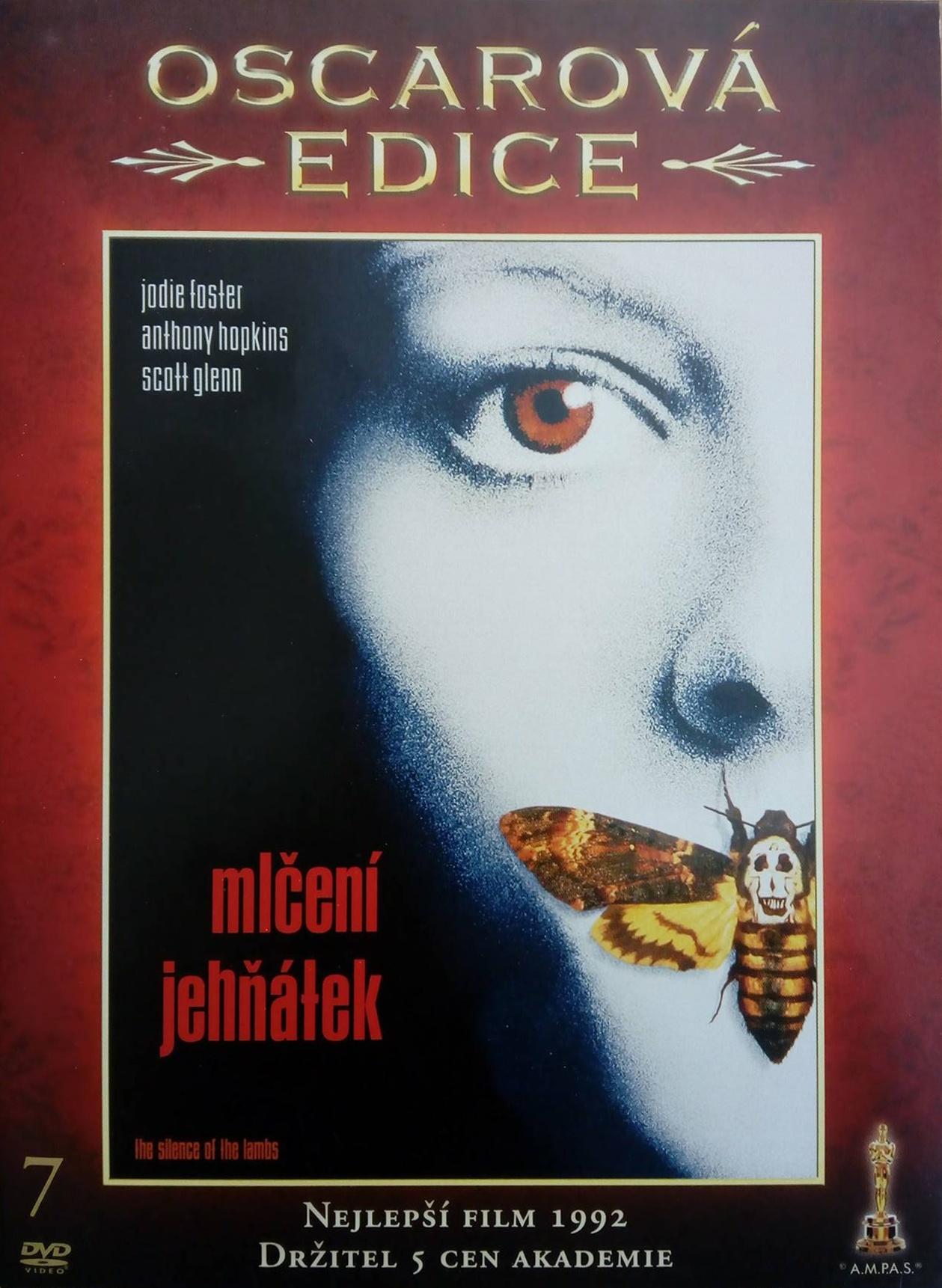 Mlčení jehňátek ( digipack ) - DVD
