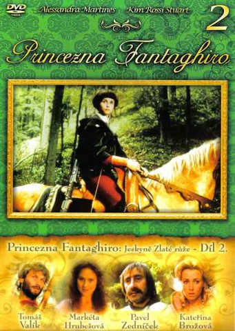 Princezna Fantaghiro: Díl 2 (plast) - DVD