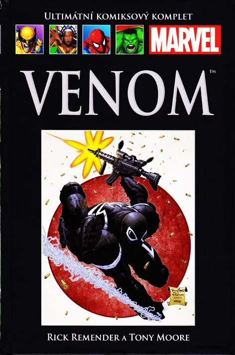 Ultimátní komiksový komplet - Venom (64) - hřbet č. 72