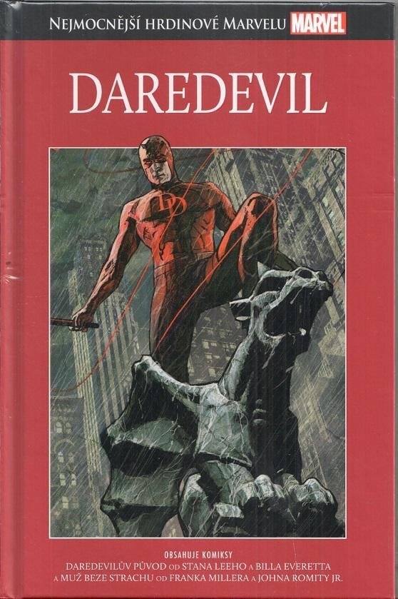 Nejmocnější hrdinové Marvelu - Daredevil (hřbet25)