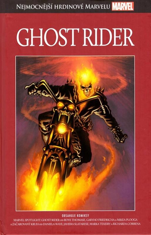 Nejmocnější hrdinové Marvelu - Ghost Rider (hřbet38)