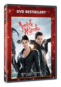 Jeníček a Mařenka: Lovci čarodějnic - Edice DVD bestsellery