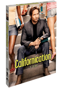 Californication 3. série 2DVD
