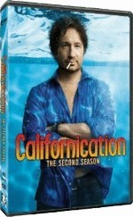 Californication 2.série - DVD
