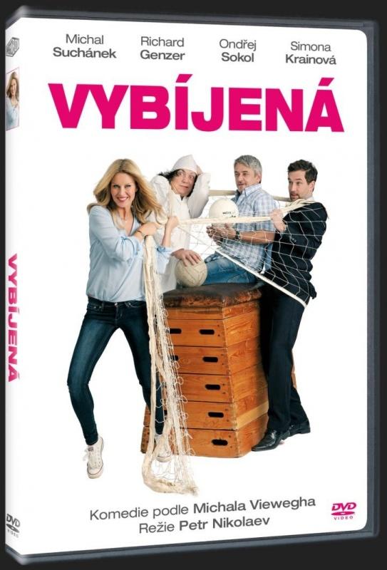 Vybíjená - DVD