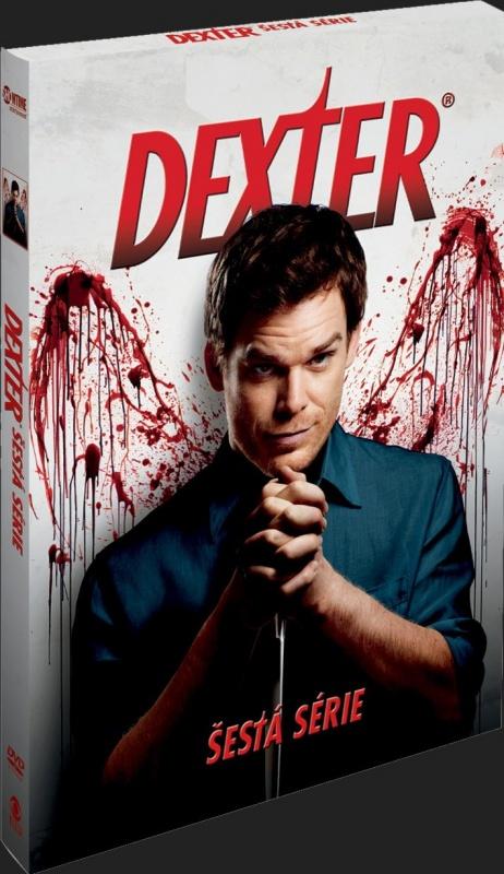 Dexter - 6. série 3DVD