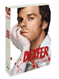 Dexter 1. série 3DVD