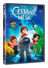 Cesta na Měsíc DVD plast
