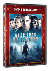 Star Trek: Do temnoty - Edice DVD bestsellery - DVD plast