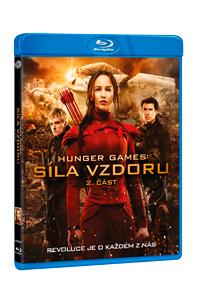 Games: Síla vzdoru 2. část Blu-ray