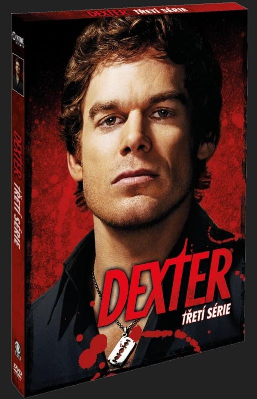 Dexter - 3. série 3DVD