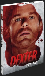 DEXTER - 5. SÉRIE 3DVD