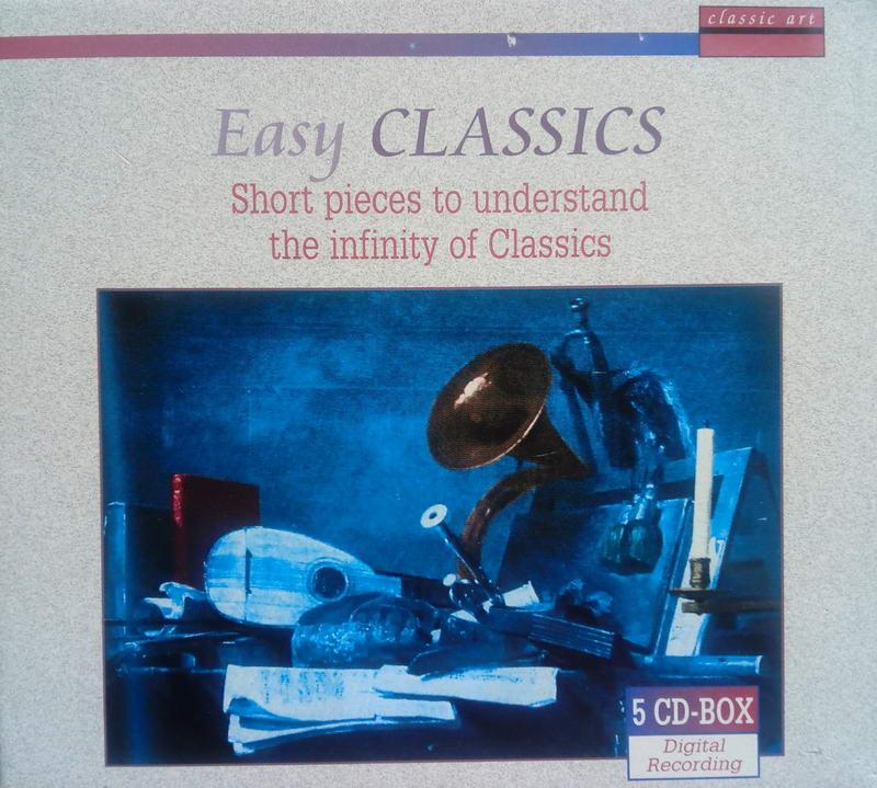 Easy Classics - 5CD